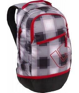 Burton Nordpark Backpack True Black Bobber Plaid