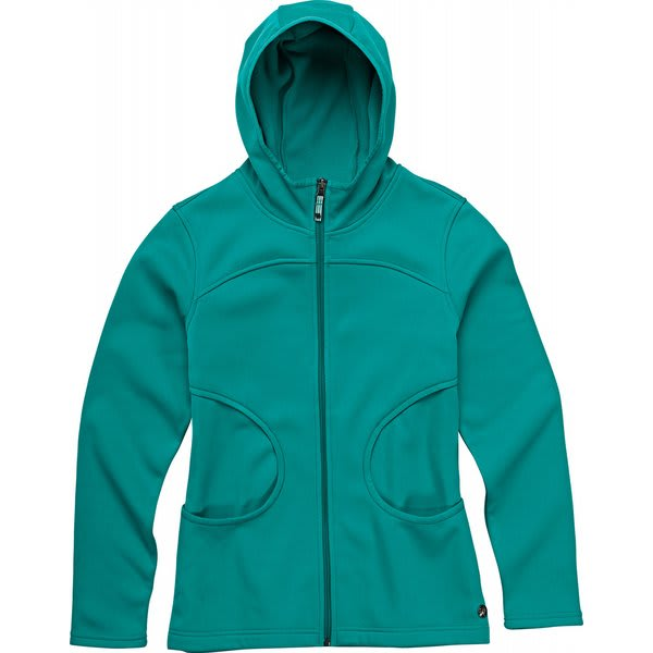 Burton North Star Hooded Fleece