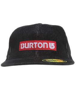 Burton Oxford St Cap True Black