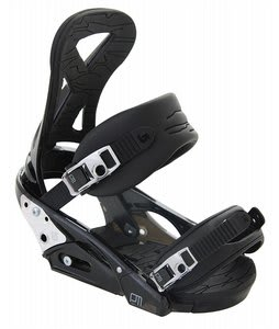 Burton P1.1 Snowboard Bindings Black
