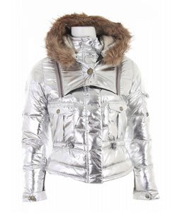 Burton B By Paradoxym Jacket Silver