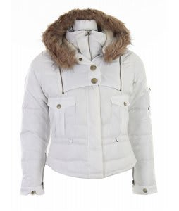 Burton B By Paradoxym Jacket Bright White