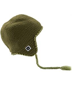 Burton Patchwork Beanie Olive
