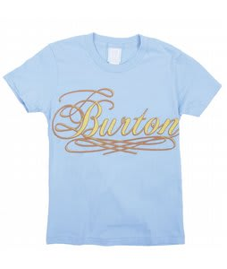 Burton Path T-Shirt Baby Blue