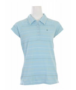 Burton Peacemaker Polo Shirt Oasis