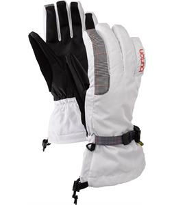 Burton Pele Gloves Bright White
