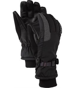 Burton Pele Under Gloves True Black