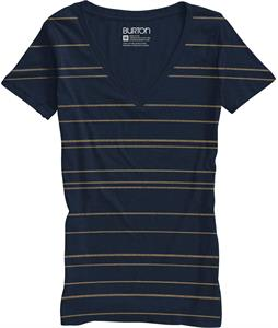 Burton Pendulum Recycled V-Neck T-Shirt