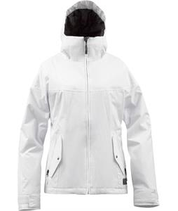 Burton Penelope Snowboard Jacket Bright White