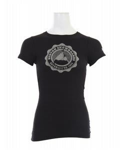 Burton Phys Ed T-Shirt Black