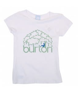 Burton Pieces T-Shirt White