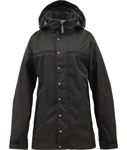 Burton Pineview System Snowboard Jacket True Black/True Black Liner
