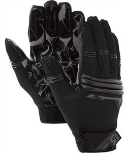Burton Pipe Gloves True Black