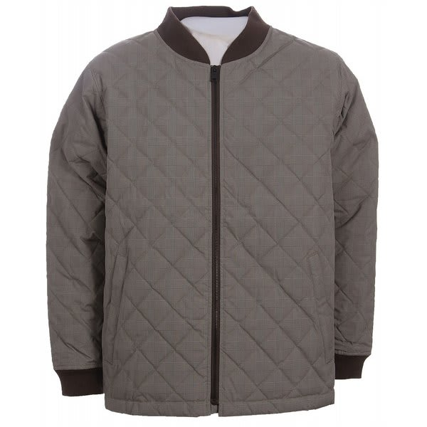 Burton Plaid Quilt Insulated Jacket