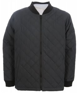 Burton Plaid Quilt Insulated Jacket True Black