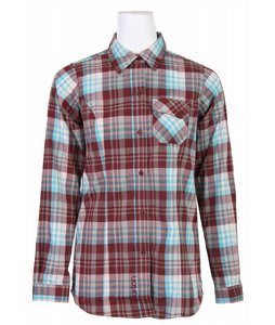 Burton Player Flannel First Layer Top Foreign Exchange Player Plaid