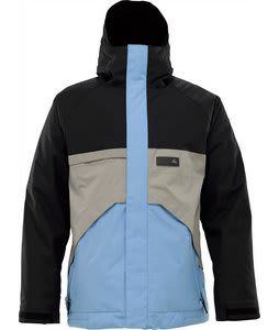 Burton Poacher Snowboard Jacket Blu23/Iron Grey/True Black