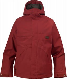 Burton Poacher Snowboard Jacket Brimstone
