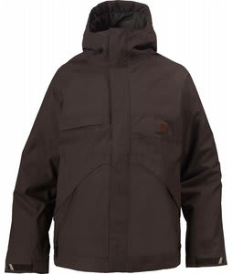 Burton Poacher Snowboard Jacket Havana