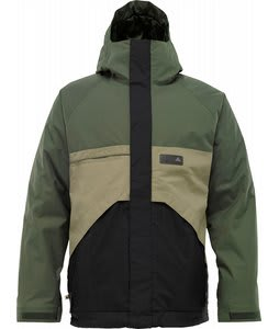 Burton Poacher Snowboard Jacket Sherwood/Lichen/True Black
