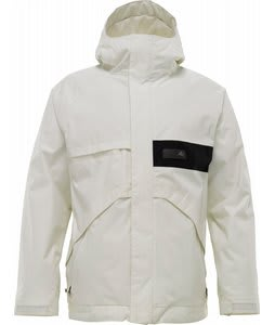 Burton Poacher Snowboard Jacket Stout White/True Black
