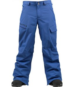 Burton Poacher Snowboard Pants Royals