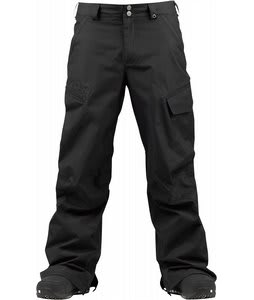 Burton Poacher Snowboard Pants True Black