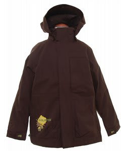 Burton Poacher Snowboard Jacket Mocha