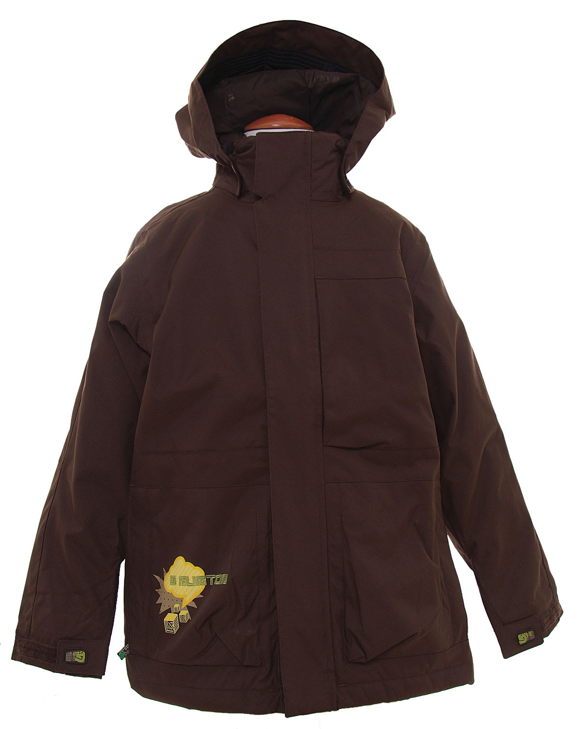 Shop for Burton Poacher Snowboard Jacket Mocha - Kid's