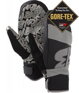 Burton Podium Mittens True Black/Jet Pack