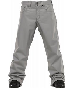 Burton Pointer Mid Fit Snowboard Pants Smog Denim