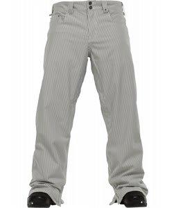 Burton Pointer Snowboard Pants Seersucker