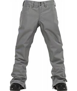 Burton Pointer Slim Fit Snowboard Pants Indigo Denim
