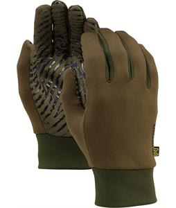 Burton Powerstretch Liner Gloves Resin