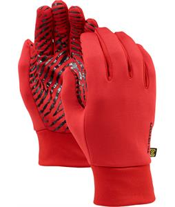 Burton Powerstretch Liner Gloves Fang/Mascot