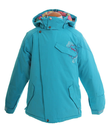 Burton Perception Snowboard Jacket Aqua