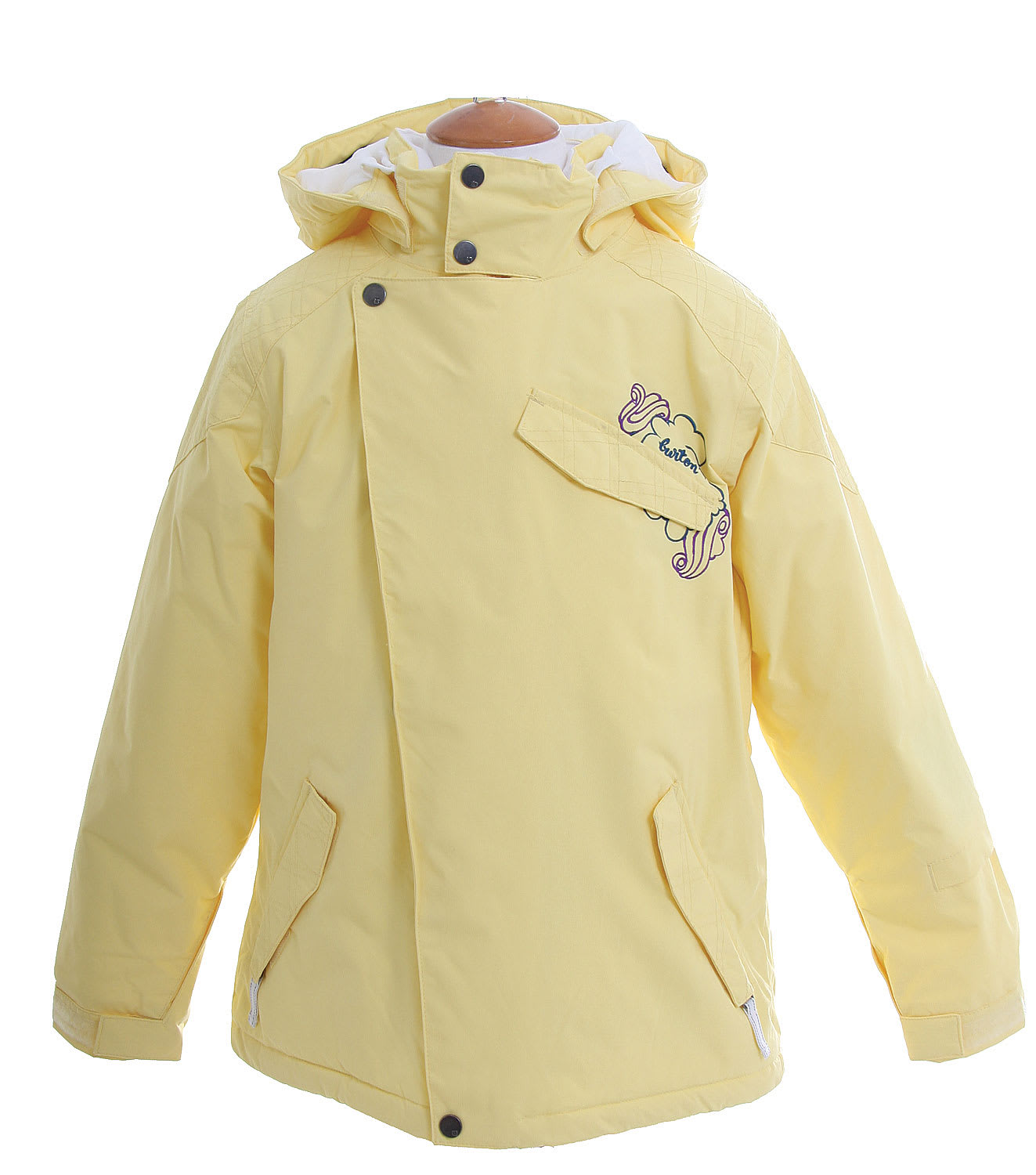 Shop for Burton Perception Snowboard Jacket Banana - Girl's