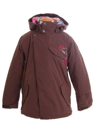 Burton Perception Snowboard Jacket Chestnut