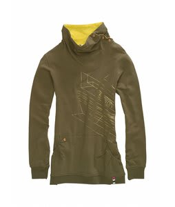 Burton Premium Genevive Hoodie Capers