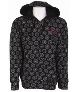 Burton Prem Seals Sleeper Hoodie Black