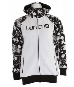 Burton Premium Spencer Hoodie Bright White 