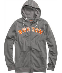 Burton Premium Bonded Hoodie Gray Heather