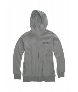 Burton Premium Spencer Hoodie Heather Grey