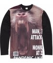 Burton Premium Tech Baselayer Top Monkey - Men's