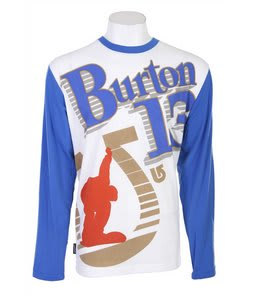 Burton Premium Tech Shirt Bolt 13
