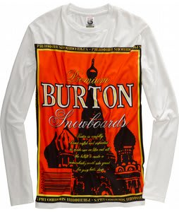 Burton Premium Tech First Layer Shirt