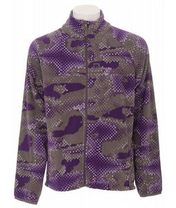 Burton Profile Fleece Jacket Glamocamo Sizzurp