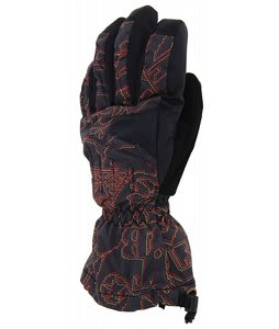 Burton Profile Gloves 3D Print True Black
