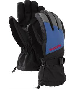 Burton Profile Gloves True Black/Royals/Jet Pack