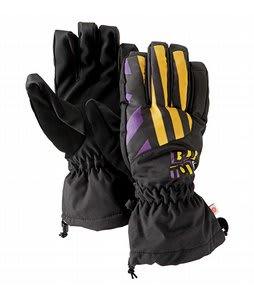 Burton Profile Gloves Black Out